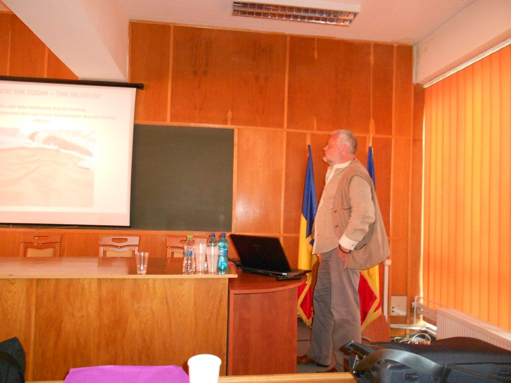 ASHRAE Danube Chapter Meeting, Timisoara (Romania), 2016